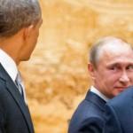 Putin e Obama, il faccia a faccia