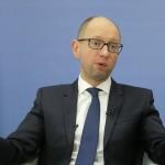 Ucraina, Procura aprirà un'indagine a carico di Yatsenyuk