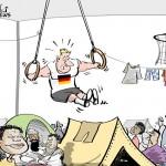 In Germania le palestre invase dagli immigrati, è ribellione!