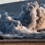 Primi raid aerei della Francia contro ISIS in Siria