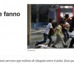 Lavoreranno e faranno figli, immigrati risorsa dell'Europa
