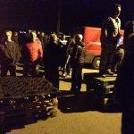 Italiani in rivolta, barricate contro l'arrivo degli immigrati a Gorino