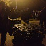 Gorino sulle barricate respinge gli immigrati. Il pullman torna indietro