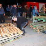 Barricate contro gli immigrati a Gorino Ferrarese