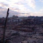 Rosarno, incendio nella tendopoli degli immigrati