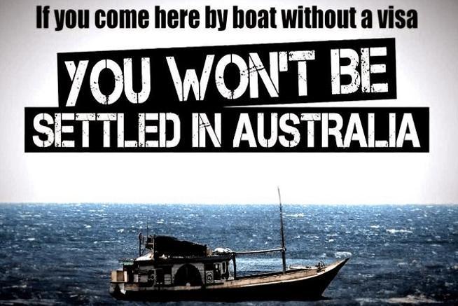 """Immigrazione: come funziona il modello australiano del """"No Way"""""""