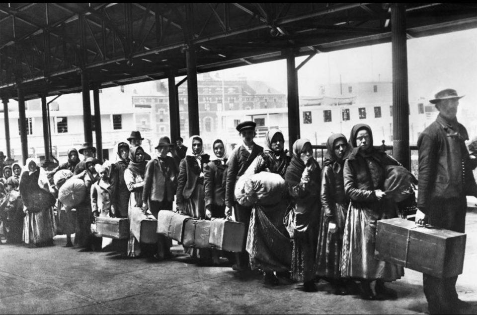 Immigrati di origini italiane