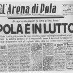 Vergarolla, l'olocausto dimenticato – 18 agosto 1946